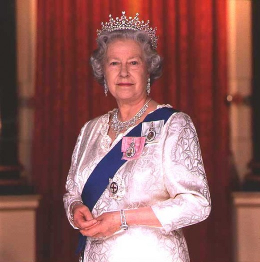Her Majesty Queen Elizabeth ll