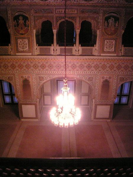 Inside Haveli