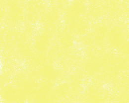 Yellow is an energizing color and promotes happiness.