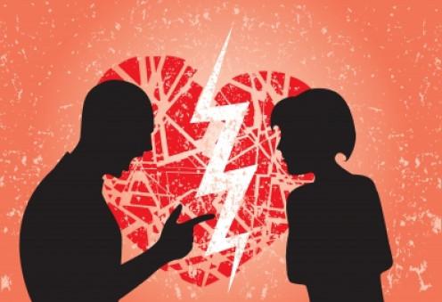 Relationship breakup