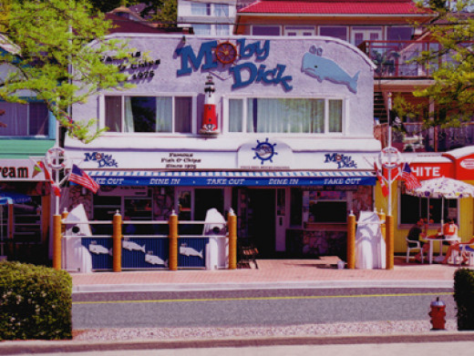 Nice little Fish and Chip place.