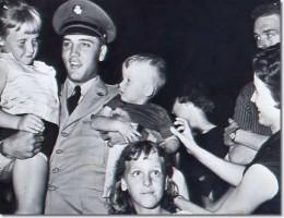 Elvis Presley 1958