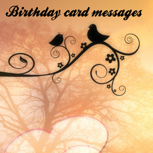 What To Write In A Birthday Card By Kristy Callan