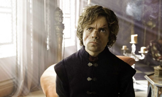 My favorite character of the epic HBO show Game of Thrones