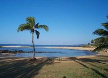 Po'ipu Beach, South Shore, Kaua'i