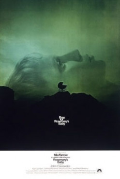 "Moody poster for ""Rosemary's Baby"""