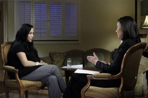 Nadya Suleiman - ABC Interview