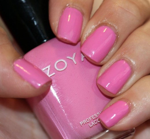 Zoya Nail Polish in Shelby