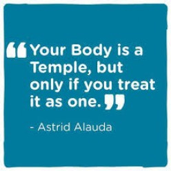 The Body: A Sacred Temple
