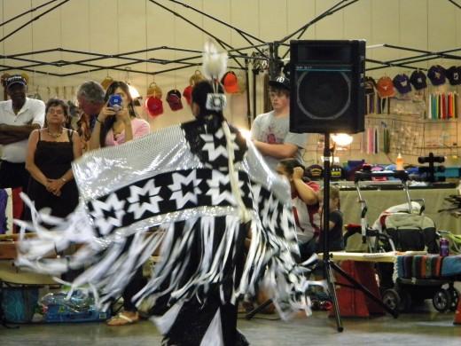 Native American PowWow, Sedalia, Missouri July 2013