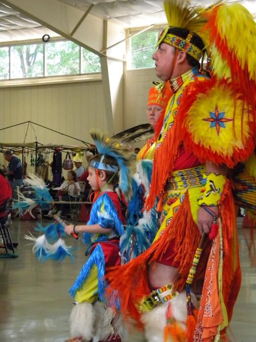 Native American PowWow - Sedalia, Missouri July 2013