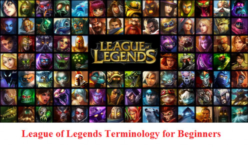 League of Legends Terms for Beginners