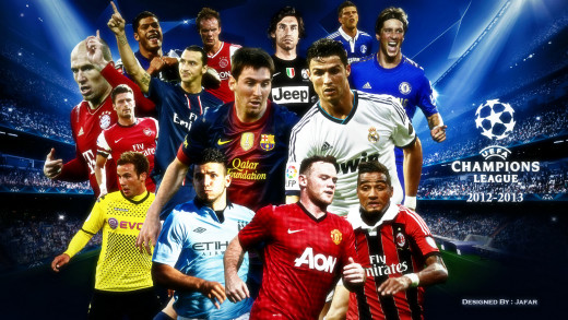 2012/13 UEFA Champions League Promotion