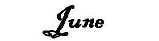 June 1958