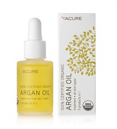 Argan Oil for Use on Face and Body