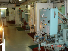 Toxicity of the chemical to be considered for usage in evaporators