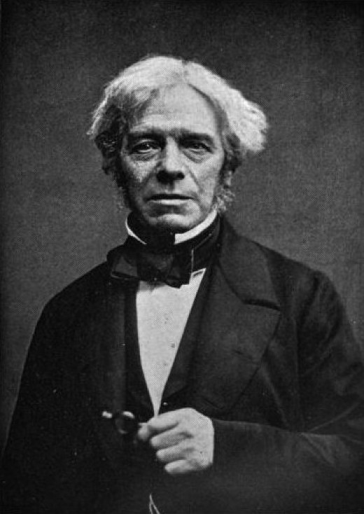 Michael Faraday : 22 September 1791 – 25 August 1867