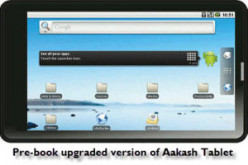 AKASH : The Cheapest Tablet in the World