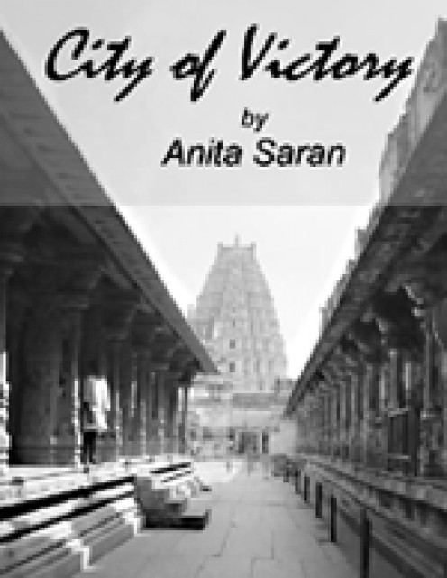 The cover of my historical novella 'City of Victory'