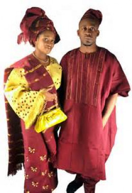 Southern Nigerian Traditional Dress