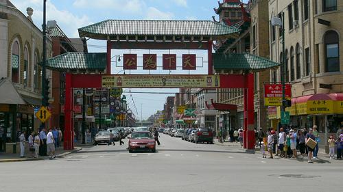 Chinatown Chicago