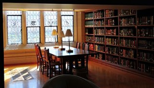 Sororities hold study tables (study sessions) to encourage scholarship among members.
