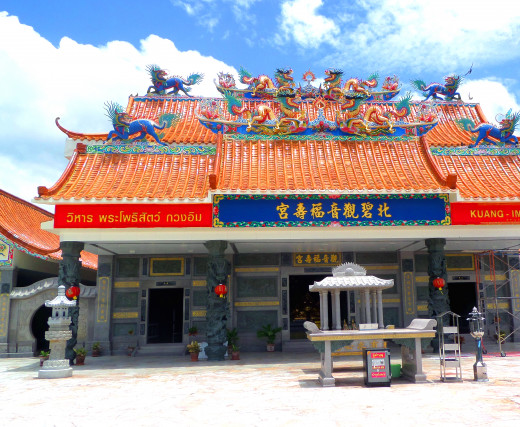 Kuang Im Chinese Temple