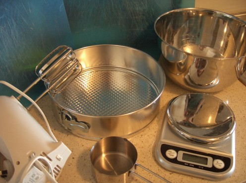 Your kitchen essentials list should include particular small appliances and a digital scale.