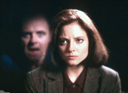 Jodie Foster Silence of The Lambs actress