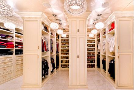 Woman's Dream Wardrobe