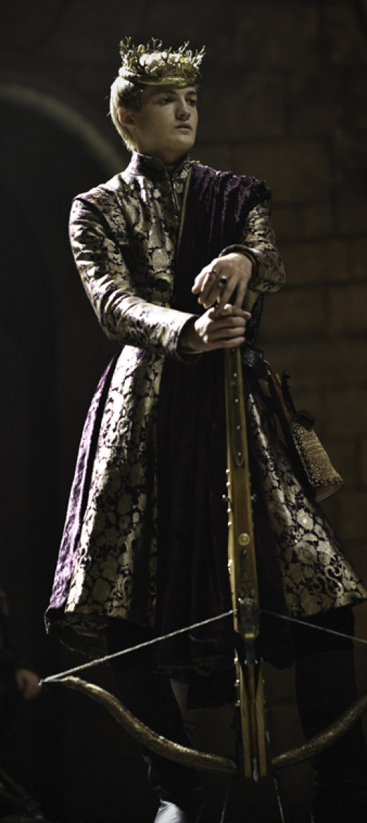 King Joffrey Baratheon