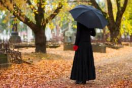 Mourning...