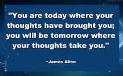 Power of thoughts and using it in relationships
