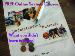 Free Online Savings and Finance Courses