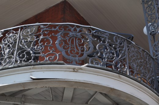 Pontalba Balcony