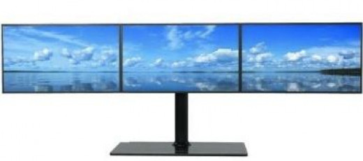 "The Samsung ""ready to use"" Eyefinity solution"