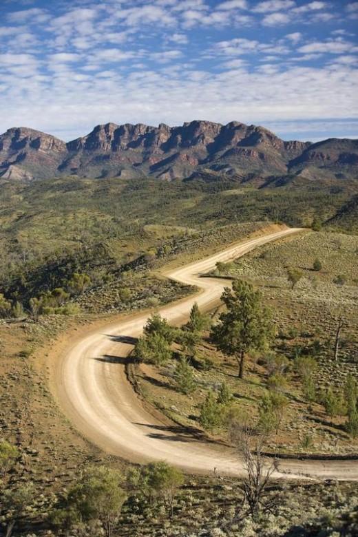 Flinders Range National Park