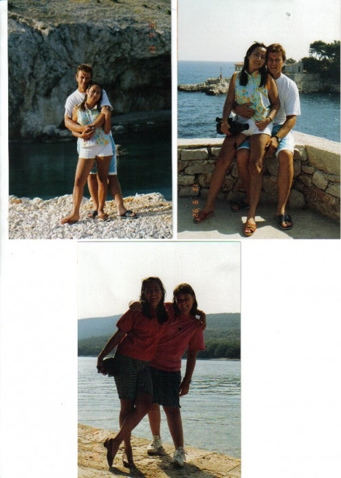 Me & My Husband, My Husband's Sister, Croatia