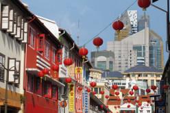 Ethnic Neigbourhoods in Singapore