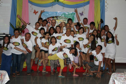 Me & Family (Pa, Brothers, Sisters & Family) in Kansilad, Surigao, Phil.