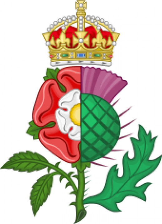 The symbol for the union of two crowns