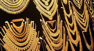 The Cash worth of these ornamental Jewalary may be worth Rs.1,00,000,00 OR Morw.