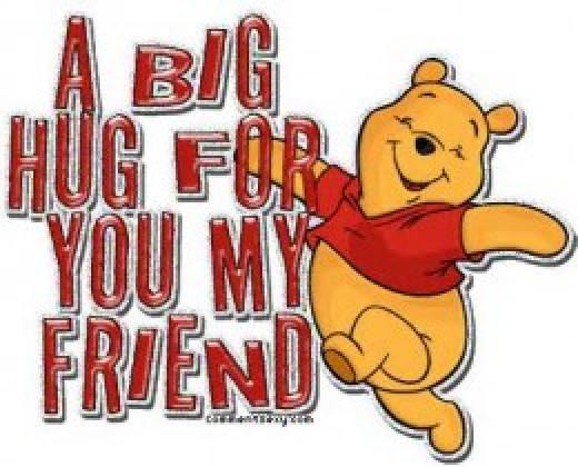 Hug of the Day