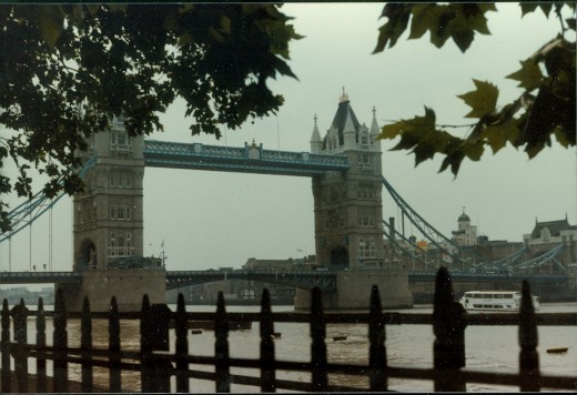London Bridge (not the real one!)