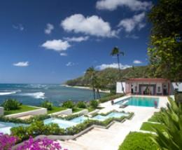 Doris Duke's seaside home she called Shangri-La