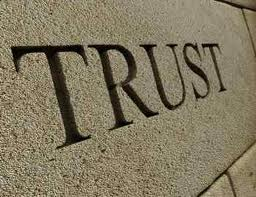 Without trust there is no relationship