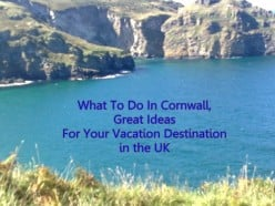 What To Do In Cornwall UK