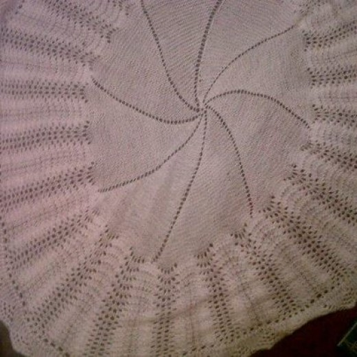 Crochet or knitting is a good way to earn a few dollars and it is always in demand.