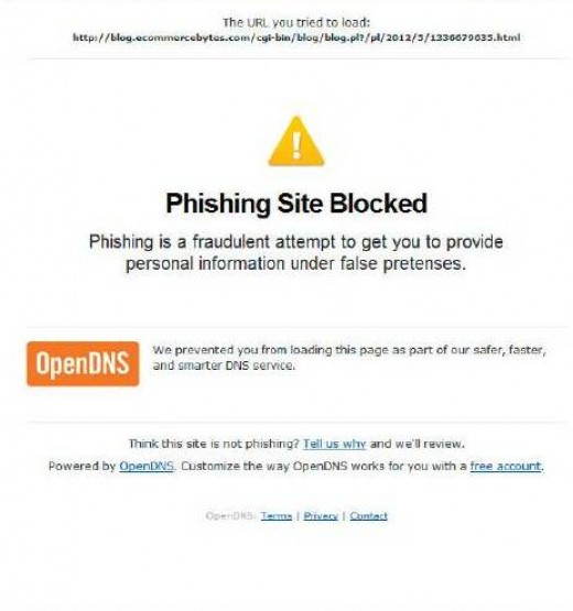 Anti-phishing tools can help protect you by keeping your Web browser from accessing suspect websites.