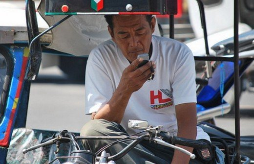 The Philippines is the texting capital of the world. As mobile phones abound so as mobile text spammers.